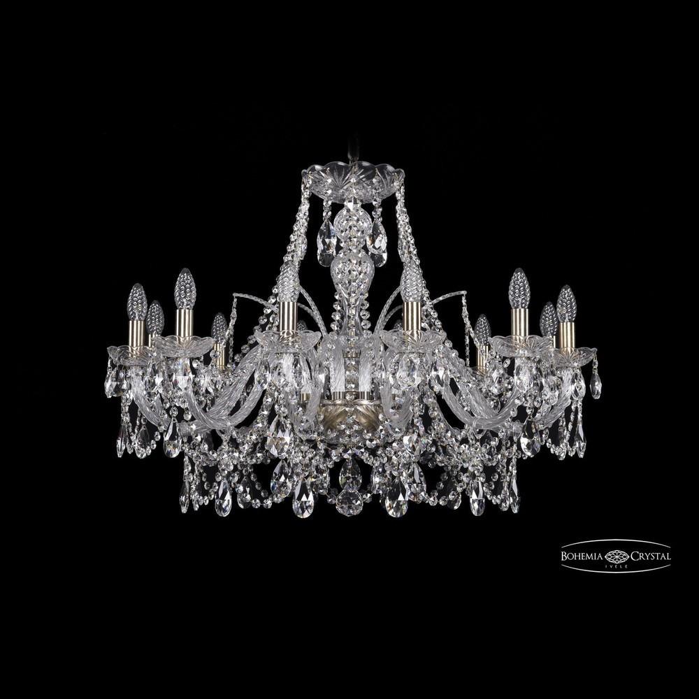 Люстры Bohemia Ivele Crystal Люстра хрустальная 1411/12/300 Pa
