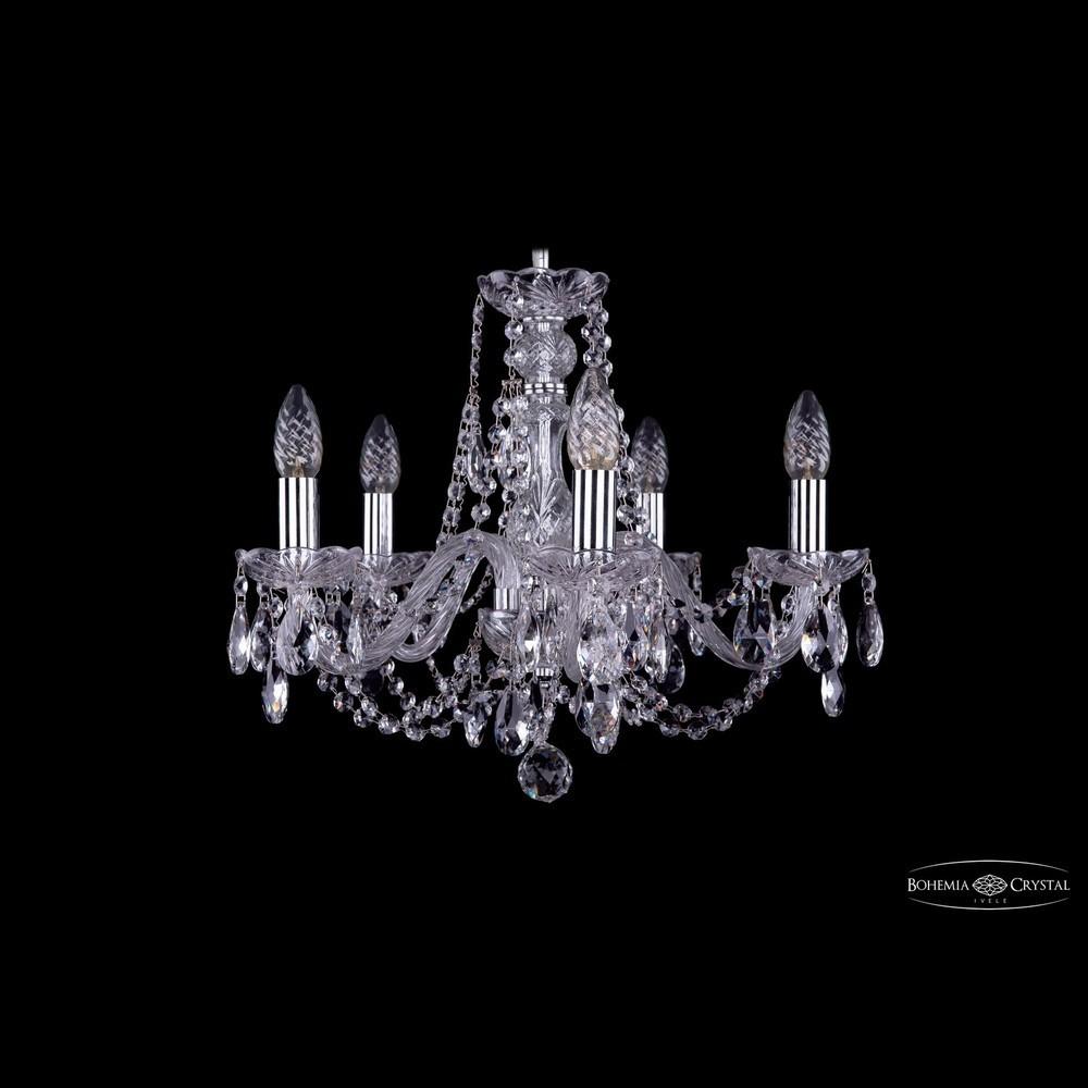 Bohemia Люстра классическая 1406/5/160 Ni