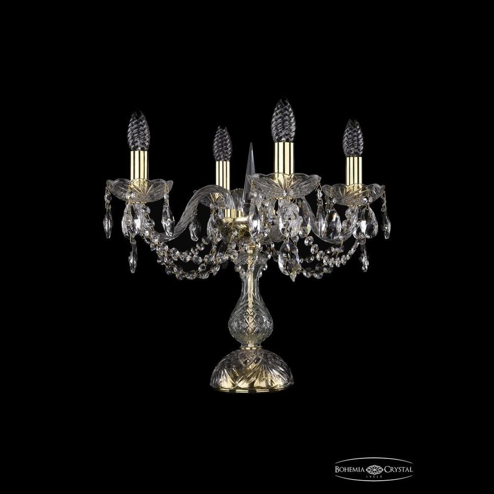 Bohemia Настольная лампа 1402L/4/141-39 G