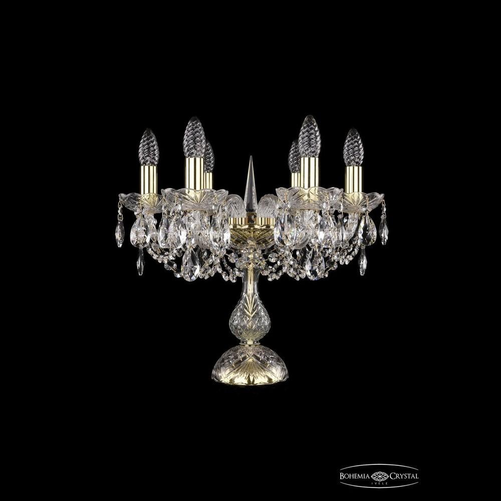 Bohemia Настольная лампа 1402L/6/141-39 G