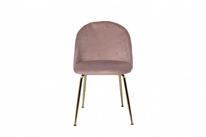 Bohemia Empir Style Стул велюровый пепельно-розовый