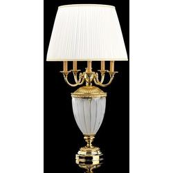 Испания Настольная лампа с бронзой и хрусталем
