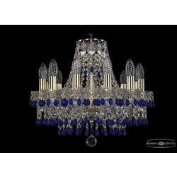 Люстры Bohemia Ivele Crystal Люстра хрустальная 1410/12/141 G V3001