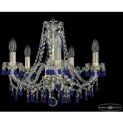 Люстры Bohemia Ivele Crystal Люстра хрустальная 1410/5/160 G V3001