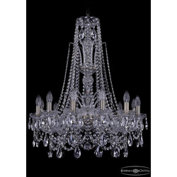 Люстры Bohemia Ivele Crystal Люстра хрустальная 1411/12/240/XL-83 Pa
