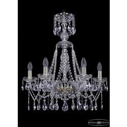 Люстры Bohemia Ivele Crystal Люстра хрустальная 1413/6/200/XL-66 G