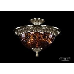 Bohemia Ivele Crystal Люстра 1780/39 G Amber/1A