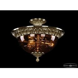 Bohemia Ivele Crystal Люстра 1780/39 G Amber/1B
