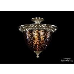 Bohemia Ivele Crystal Люстра 1781/39 G Amber/1A