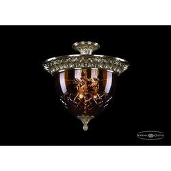 Bohemia Ivele Crystal Люстра 1781/39 G Amber/1B