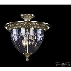 Bohemia Ivele Crystal Люстра 1781/39 G Clear/1E