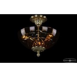 Bohemia Ivele Crystal Люстра 1782/30 G Amber/1B