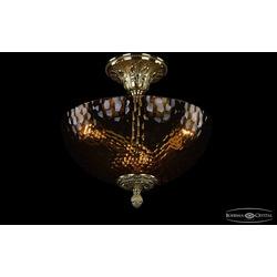 Bohemia Ivele Crystal Люстра 1782/30 G Amber/1C