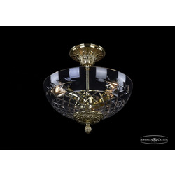 Bohemia Ivele Crystal Люстра 1782/30 G Clear/1B