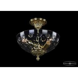 Bohemia Ivele Crystal Люстра 1782/30 G Clear/1E
