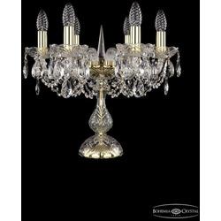 Настольная лампа Bohemia Ivele Crystal Настольная лампа 1402L/6/141-39 G