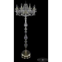 Bohemia Ivele Crystal Торшер 1406T1/8/195-160 G