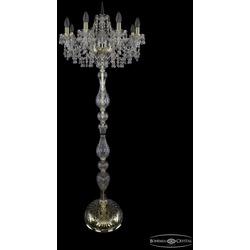 Bohemia Ivele Crystal Торшер 1410T1/8/195-160 G V0300