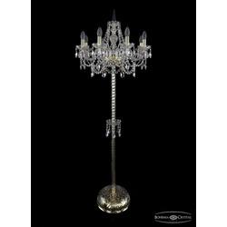 Bohemia Ivele Crystal Торшер 1411T2/8/195-165 G