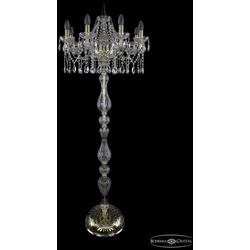 Bohemia Ivele Crystal Торшер 1413T1/8/200-160 G