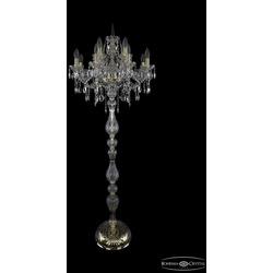 Торшер Bohemia Ivele Crystal Торшер хрустальный 1415T1/8+4/200-165 G