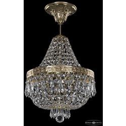Люстры Bohemia Ivele Crystal Люстра хрустальная 19271/H1/25IV G