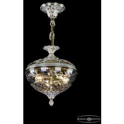 Bohemia Люстра бронзовая 1773/25 GW Clear/1B
