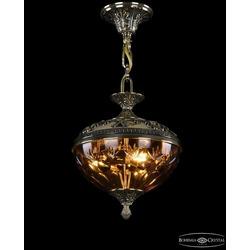 Люстры Bohemia Люстра бронзовая 1773/25 GB Amber/1E