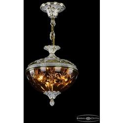 Bohemia Люстра бронзовая 1773/25 GW Amber/1E