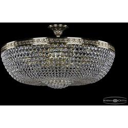 Люстры Большие Bohemia Ivele Crystal Люстра хрустальная 19281/80IV GB