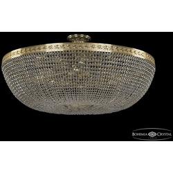Люстры Большие Bohemia Ivele Crystal Люстра хрустальная 19051/90IV G