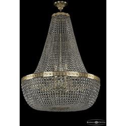 Люстры Bohemia Ivele Crystal Люстра хрустальная 19111/H2/80IV G