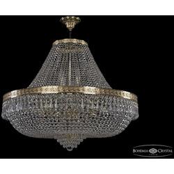 Люстры Большие Bohemia Ivele Crystal Люстра хрустальная 19271/H1/90IV G