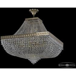 Люстры Большие Bohemia Ivele Crystal Люстра хрустальная 19272/H1/70IV G
