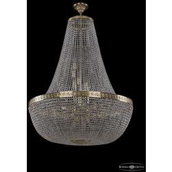 Люстры Большие Bohemia Ivele Crystal Люстра хрустальная 19051/H2/90IV G