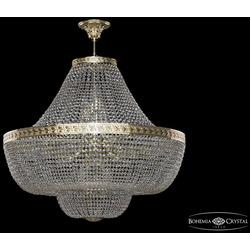 Люстры Bohemia Ivele Crystal Люстра хрустальная 19091/H1/80IV G