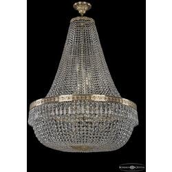 Люстры Bohemia Ivele Crystal Люстра хрустальная 19011/H2/80IV G