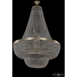 Люстры Bohemia Ivele Crystal Люстра хрустальная 19091/H2/100IV G