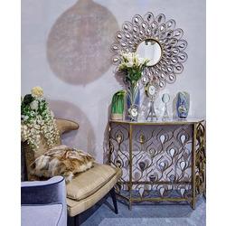 Bohemia Empir Style Консоль с зеркальными вставками