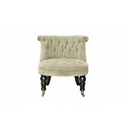 Bohemia Empir Style Кресло для гостиной низкое бежевое