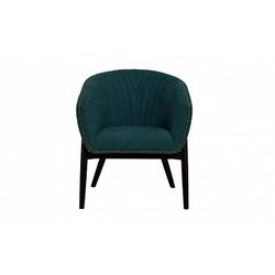 Bohemia Empir Style Кресло низкое велюровое тёмно-бирюзовое