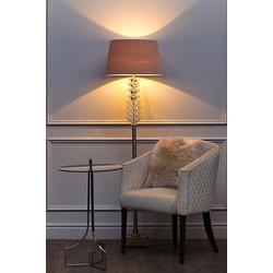 Bohemia Empir Style Кресло бежевое стеганое велюровое