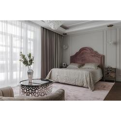 Bohemia Empir Style Кровать двуспальная розовая