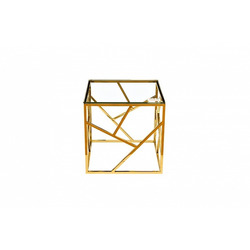 Bohemia Empir Style Столик журнальный золотой