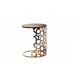 Bohemia Empir Style Столик приставной золотой