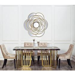 Bohemia Empir Style Стол обеденный коричневый (искусственный мрамор)