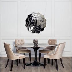 Bohemia Empir Style Стол обеденный овальный черный