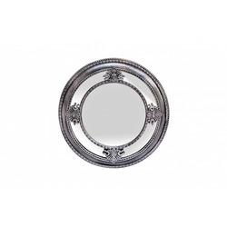 Bohemia Empir Style Зеркало круглое в серебристой раме