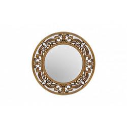 Bohemia Empir Style Зеркало круглое в золотой раме