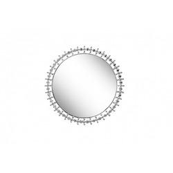 Bohemia Empir Style Зеркало со стразами круглое
